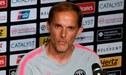 "Thomas Tuchel: ""Cavani no ha mostrado interés en abandonar el PSG"""