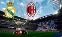Real Madrid presentó al AC Milan como rival para el Trofeo Santiago Bernabéu 2018