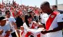 Luis Advíncula desató la locura en su primer día como jugador del Rayo Vallecano [FOTOS Y VIDEOS]
