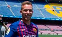 Arthur habló sobre la derrota de Barcelona ante la Roma por la International Champions Cup