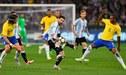La selección de Argentina jugaría un amistoso contra Brasil en octubre [VIDEO]