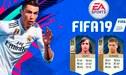 ¿Estarán Zidane, Figo o Maradona ? Se desvelaron más íconos en el FIFA 19  [FOTOS]