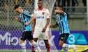 Flamengo, sin Guerrero y Trauco, cayó 2-0 ante Gremio por el Brasileirao [Resumen y Goles]