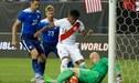 Perú jugaría contra Estados Unidos en fecha FIFA de octubre