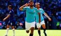 ¡Manchester City campeón! Venció 2-0 al Chelsea en la final de la Community Shield [RESUMEN Y GOLES]