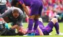 Liverpool: El terrible choque de James Milner que le valió 15 puntos de costura [FOTO]
