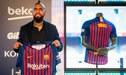 """Arturo Vidal asegura que llega para """"ganar tres Champions en tres años"""" [VIDEO]"""