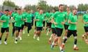 Paolo Hurtado tuvo su primer entrenamiento en el Konyaspor [FOTOS]