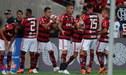 Flamengo cayó 2-0 ante Cruzeiro en los octavos de final de la Copa Libertadores