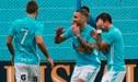 Sporting Cristal goleó 4-0 a Cantolao y nadie lo mueve de la punta del Apertura [RESUMEN Y GOLES]