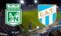 Atlético Nacional vs. Tucumán EN VIVO ONLINE: juegan por la ida de los octavos de la Copa Libertadores