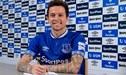 El extremo brasileño Bernard, es nuevo jugador del Everton [VIDEO]