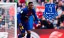 ¡OFICIAL! Yerry Mina dejó Barcelona y es nuevo jugador del Everton
