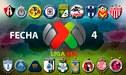 Liga MX: programación y horarios de la fecha 4 del Torneo Apertura 2018