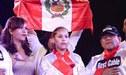 Linda Lecca disputará el título supermosca de la Organización Mundial de Boxeo