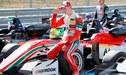 Hijo de Michael Schumacher logró ganar por primera vez la Fórmula 3