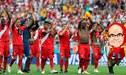 ¡Lo último! Perú se mantiene en el puesto 11 en el Ranking FIFA, según MisterChip