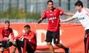 Paolo Guerrero se despidió de sus compañeros de Flamengo [VIDEO]