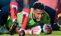 Selección Peruana: Pedro Gallese volvió a sufrir una lesión en Veracruz
