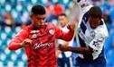 Veracruz, con Cartagena ganó de visita 2-1 a Puebla de Santamaría en la Liga MX [RESUMEN Y GOLES]