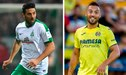 Con asistencia de Pizarro, el Werder Bremen perdió 3-2 ante el Villarreal
