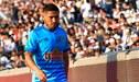 """Joel Sánchez: """"Me gustaría tener una chance en Alianza Lima"""""""