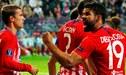 Atlético Madrid venció 4-2 al Real Madrid y es campeón de la Supercopa de Europa [RESUMEN Y GOLES]