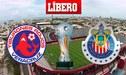 Veracruz vs Chivas EN VIVO: Por el Torneo Apertura 2018 [LIGA MX]