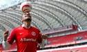 ¡LISTO! Paolo Guerrero se encuentra habilitado para jugar por el Inter [FOTO]