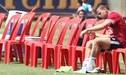 "¡Ánimo, ""Chaval""! Cristian Benavente no fue convocado por Gareca"