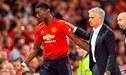 José Mourinho habló sobre Paul Pogba en conferencia de prensa