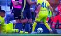 Juventus vs Chievo: La genial jugada que armaron entre Cristiano Ronaldo y Douglas Costa [VIDEO]