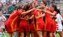 España vs Francia EN VIVO por semifinal de la Copa Mundial Femenina de Fútbol Sub-20