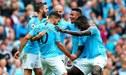 Manchester City vs Huddersfield: Gabriel Jesús convierte el 2-0 a favor de los locales [VIDEO]