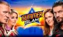 WWE SummerSlam 2018: Roman Reings es el nuevo campeón Universal tras vencer a Brock Lesnar