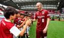 Andrés Iniesta sigue brillando en liga japonesa con estas jugadazas [VIDEO]