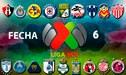 Liga MX: Programación de partidos de los peruanos en la Jornada 6 del Apertura