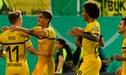 Borussia Dortmund sufrió para clasificarse a los 16vos de la Copa Alemana [VIDEO]
