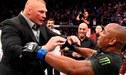 "UFC: Daniel Cormier tildó de ""viejo"" a Brock Lesnar en Twitter"