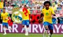 Real Madrid habría rechazado fichar al brasileño Willian del Chelsea