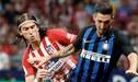 """Presidente del Atlético Madrid sobre Filipe Luis: """"Creo que se va a quedar"""""""