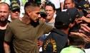 "Paolo Guerrero llegó a Lima: ""Confío en volver a las canchas antes de los 8 meses"" [VIDEO]"