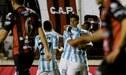 Racing Club goleó 3-0 a Patronato por la Superliga Argentina [RESUMEN Y GOLES]