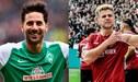 Werder Bremen vs Hannover 96 EN VIVO: con Claudio Pizarro en la banca por la Bundesliga [ALINEACIONES CONFIRMADAS]