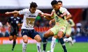 América empató 2-2 ante Pumas en el Clásico Capitalino de la Liga MX [VIDEO]