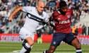 Superliga Argentina: Talleres de Miguel Araujo venció al equipo de Pedro Troglio [VIDEO]