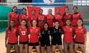 Selección juvenil de vóleibol realiza gira de preparación por Francia