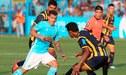 Sporting Cristal vs Sport Rosario EN VIVO: 'Celestes' igualan 0-0 en el Torneo Apertura