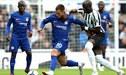 Eden Hazard abrió el camino del triunfo para el Chelsea sobre el Newcastle de esta manera [VIDEO]