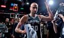 ¡Un histórico dice adiós! Manu Ginóbili anuncia su retiro del básquet a los 41 años